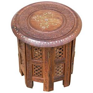 table d 39 appoint orientale. Black Bedroom Furniture Sets. Home Design Ideas